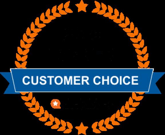 2020 customer choice award sitejabber