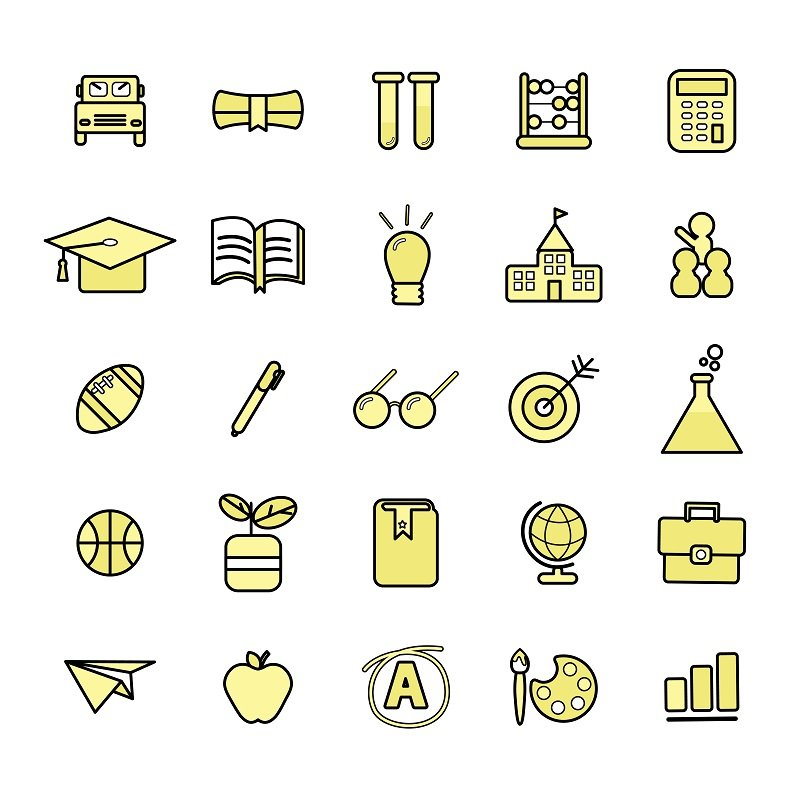 iconos cv