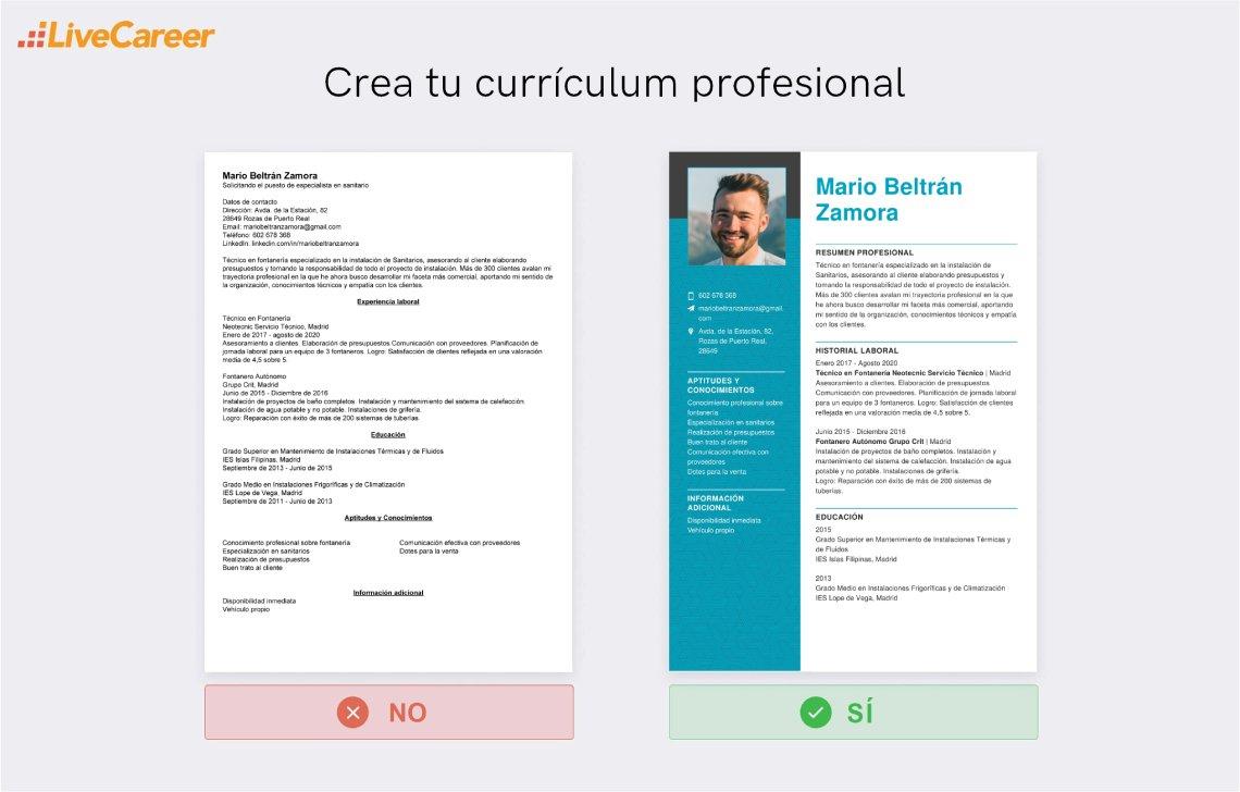 currículum a Leroy Merlin